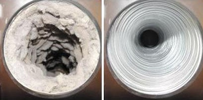 Incomparable Dryer Vent Cleaning